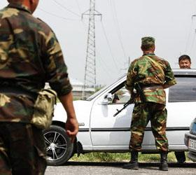 В Киргизии из военной части совершили побег тридцать девять солдат