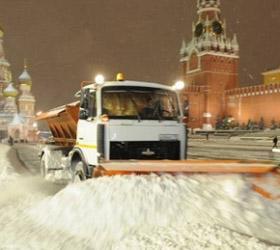 В Москве уволен чиновник, занимающийся уборкой снега при помощи «фотошопа»