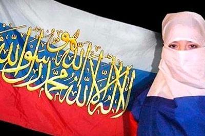 Геноцид мусульман в России.