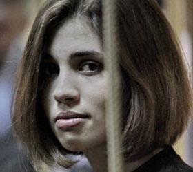Надежда Толоконникова переведена в больницу