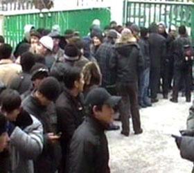 Больше ста нелегальных мигрантов задержаны на юге столицы