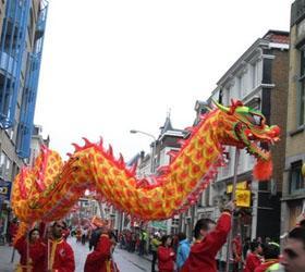 Сегодня в Китае празднуется Новый год