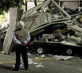 Причиной взрыва в небоскребе Мексики стал газовый бойлер