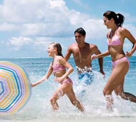 Семейный отдых – особенности выбора курорта