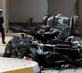 В Багдаде произошли теракты