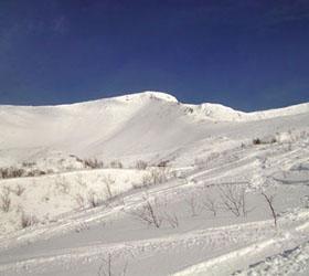 В Мурманской области шесть человек накрыло лавиной