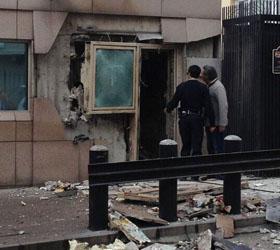 В Турции прогремел взрыв у входа в американское посольство