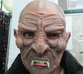 В Московской области задержали грабителя банка в маске вампира
