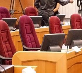 Амурскими парламентариями будет избран новый председатель
