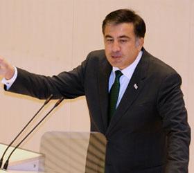 Выступление Михаила Саакашвили отказался выслушать грузинский парламент