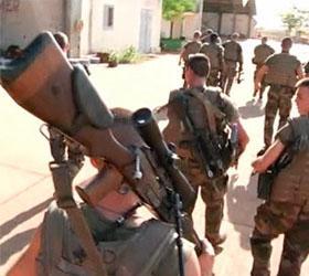 В марте начнется вывод из Мали французских войск