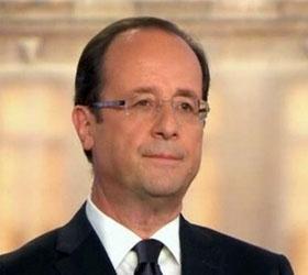 С официальным визитом Мали посетит Франсуа Оланд