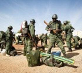 Четверо военных Мали погибли в результате взрыва фугаса
