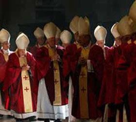 В Ватикане начались выборы претендентов на роль Папы