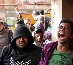 Беспорядки в Порт-Саиде
