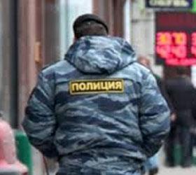 В Калужской области на краже попался московской полицейский