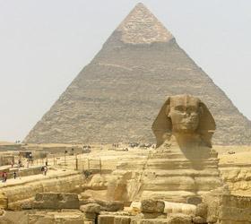 Власти Египта рассматривают возможность сдачи в аренду пирамид