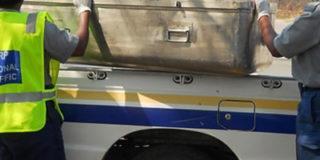 В Зимбабве «умершая» проститутка очнулась в гробу