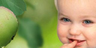 Детские соки, подслащенные ртутью