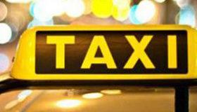 Пять нелегальных таксопарков Питера приостановили свою работу