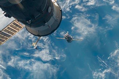 Российские космонавты будут садиться на воду