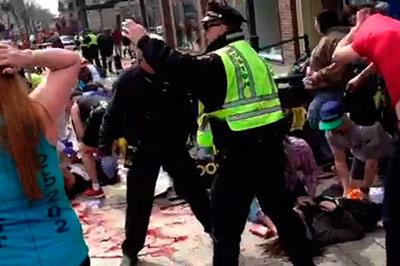 Кто причастен к взрывам в Бостоне?