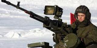 Россия испытала электрохимическую гаубицу