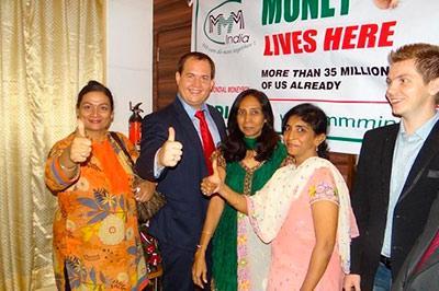 МММ в Индии создали трое россиян