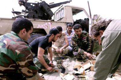 Белоруссия приняла 300 раненых ливийских комбатантов