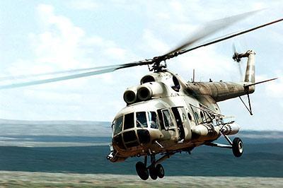 Названа причина крушения Ми-8