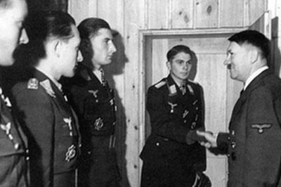 В Вильнюсе задержаны неонацисты