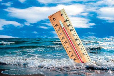Глобального потепления не существует?