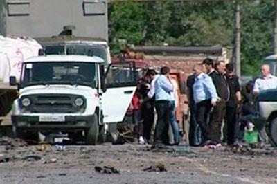 Убит военнослужащий внутренних войск