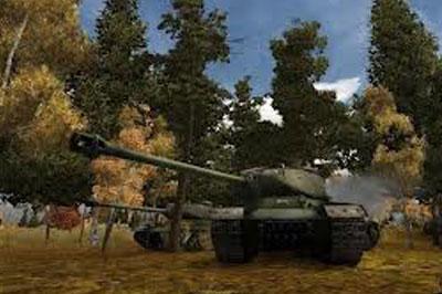В Белоруссии нашли пропавший виртуальный танк