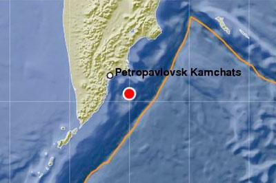 Камчатское землетрясение в Москве привело к тяжелым последствиям