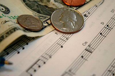 Музыка может потерять интеллектуальные права