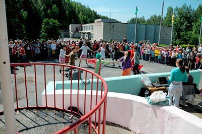 В лагере «Таватуй», что на Урале, отравились десятки детей