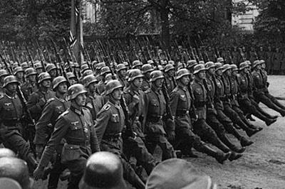 Немецких солдат кормили наркотиками