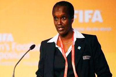 Исполком FIFA избрал женщину