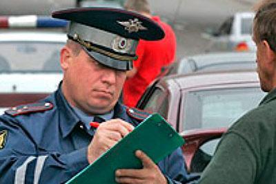 Судебные власти Москвы не будут взыскивать штраф с водителей