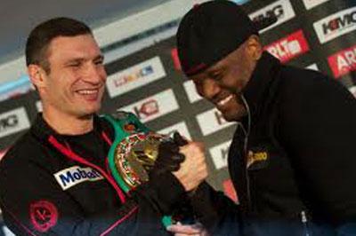 Владимир Кличко подрался с британцем в ночном клубе