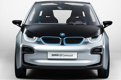 Электрокар i3 от BMW будет представлен 29 июля