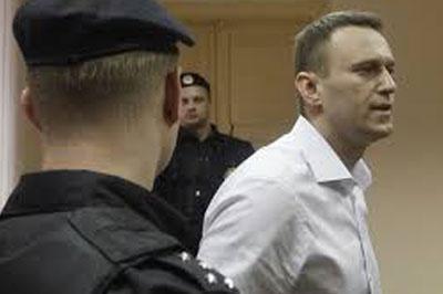 Алексей Навальный сядет на пять лет