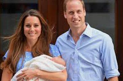 Названо имя королевского новорожденного