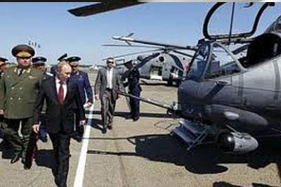 Путин увидел стрельбу на Дальнем Востоке