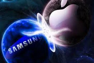 Samsung обскакали Apple