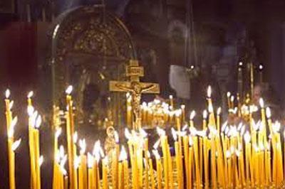 В Москве ограбили церковь