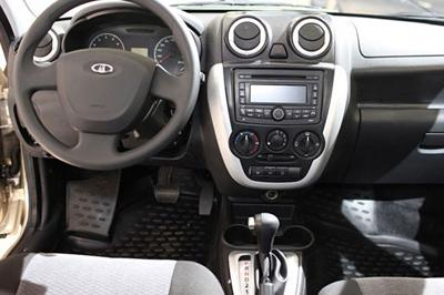 Lada переходит на автоматическую трансмиссию