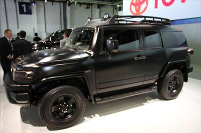 Автобренд Toyota снимет с производства FJ Cruiser