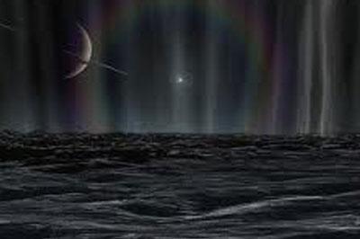 На спутнике Сатурна нашли воду